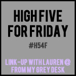 high-five-for-friday-button